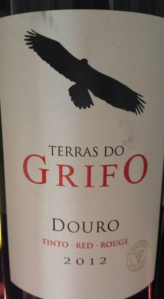 Rozès – Terras do Grifo 2012 – Douro