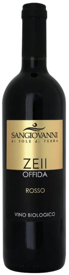 San Giovanni – Zeii 2011 – Offida DOCG Rosso