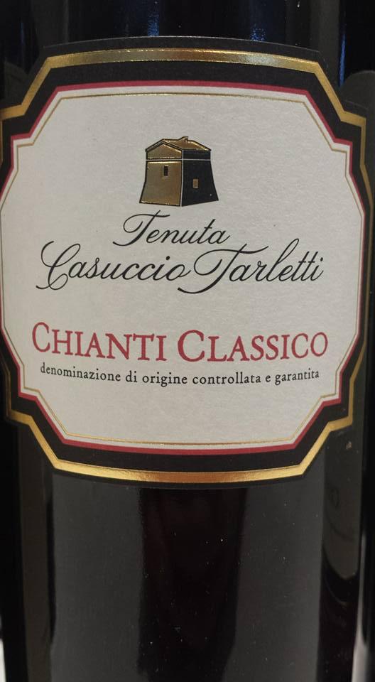 Tenuta Casuccio Tarletti 2013 – Chianti Classico