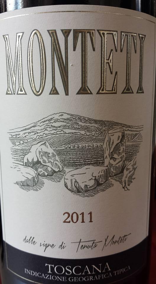 Tenuta Monteti – Caburnio 2011 – Toscana IGT