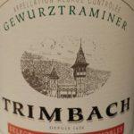 Trimbach – Gewurztraminer 2007 – Sélection de Grains Nobles – Alsace