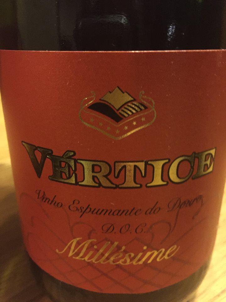 Vértice – Millésime 2010 – Vinho Espumante do Douro