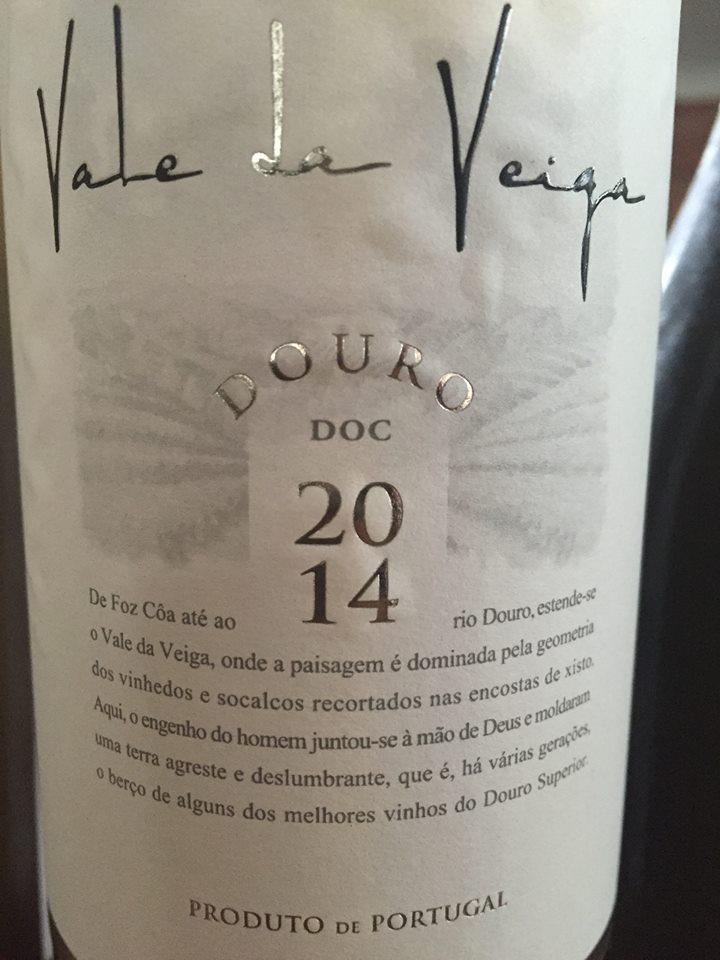 Vale da Veiga 2014 Branco – Douro