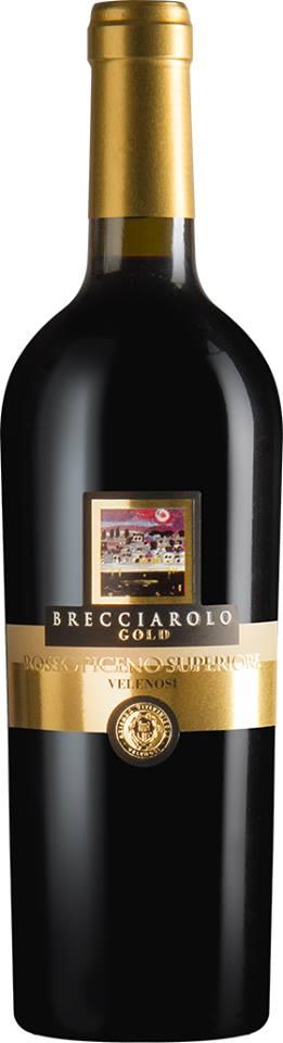 Velenosi – Brecciarolo Gold 2013 – Rosso Piceno Superiore