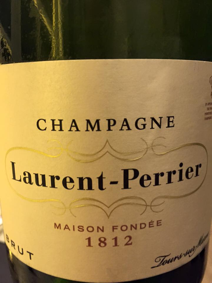 Champagne Laurent-Perrier – Brut