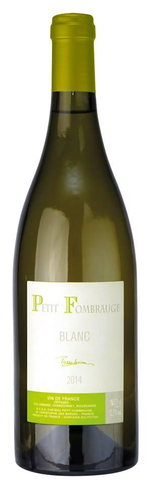 Petit Fombrauge 2014 – Vin de France (white)