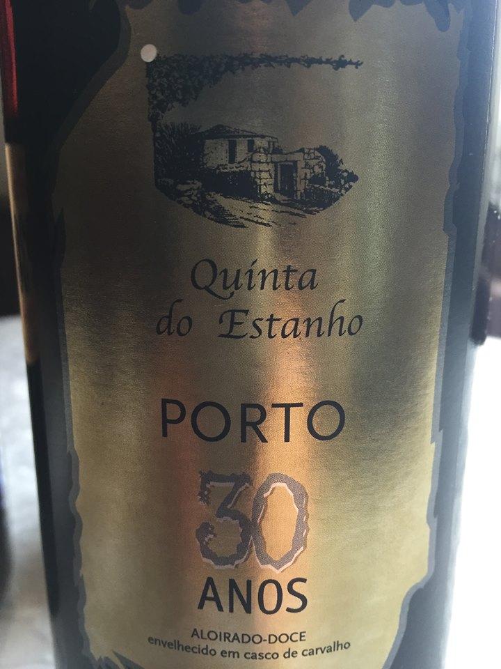 Quinta do Estanho – 30 anos – Tawny – Porto