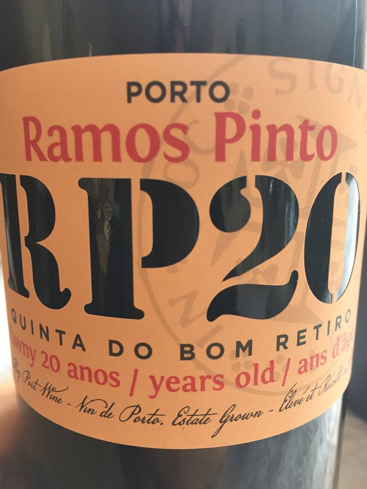 Ramos Pinto – 20 years old – Tawny – Quinta do Bom Retiro