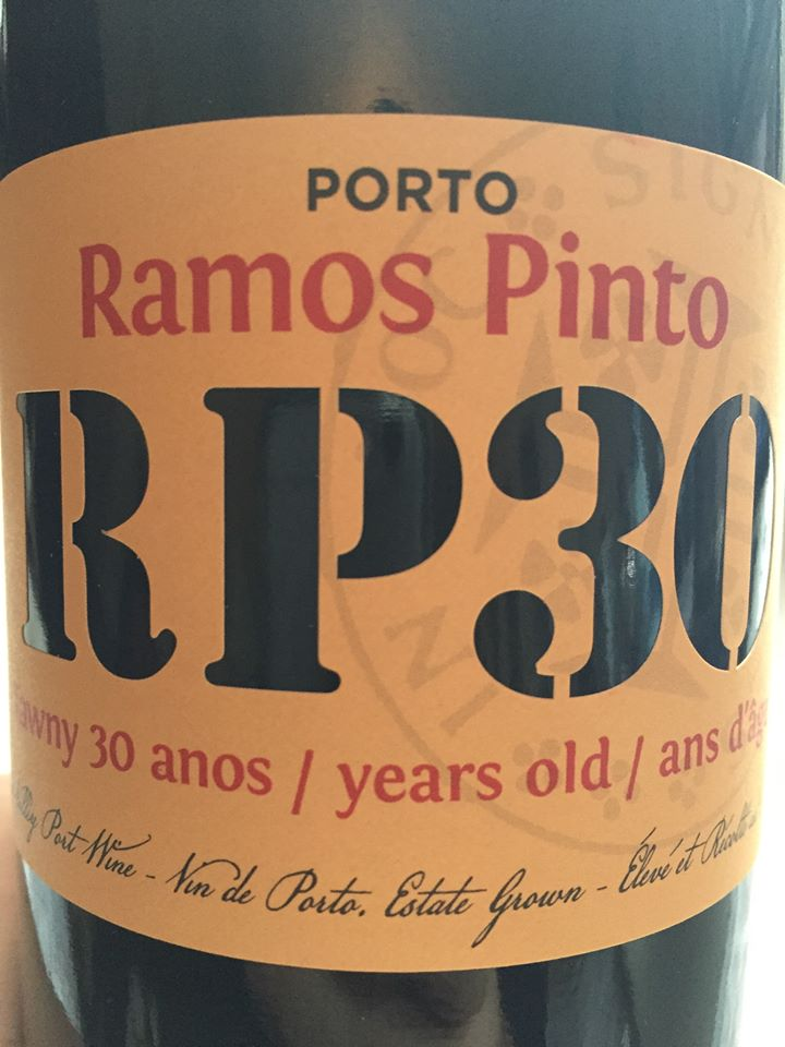 Ramos Pinto – 30 years Old Tawny – Porto