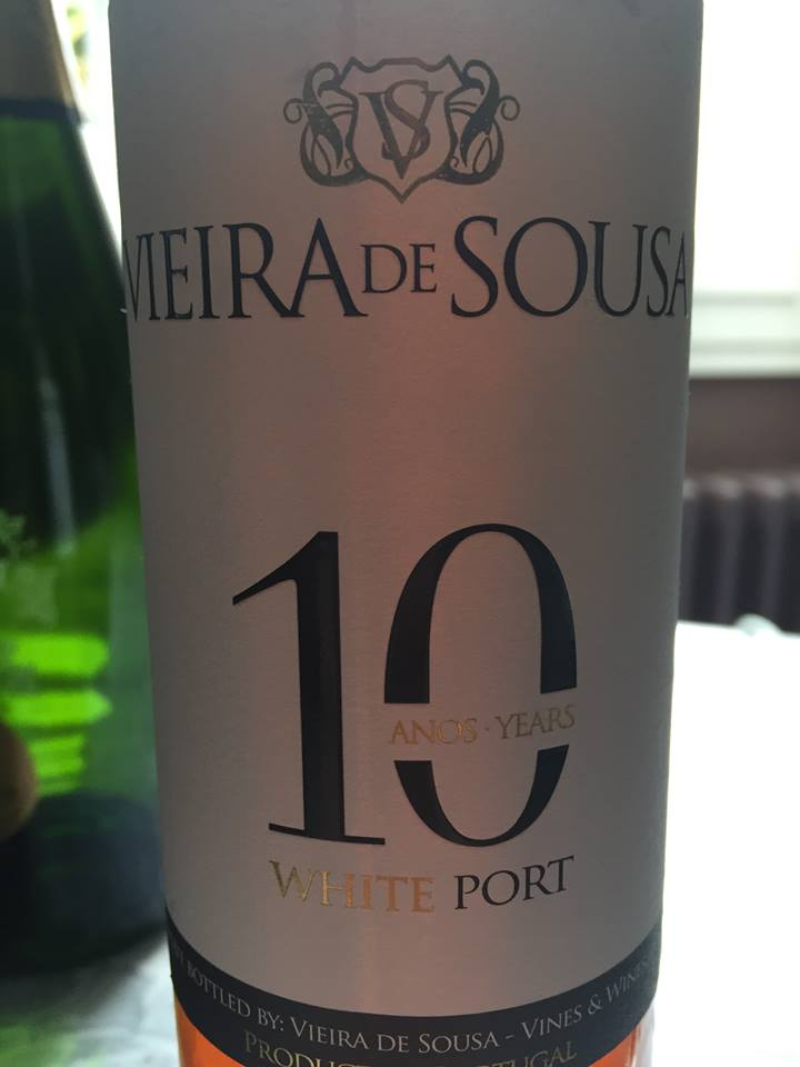 Vieira de Sousa – 10 years Old – White Porto