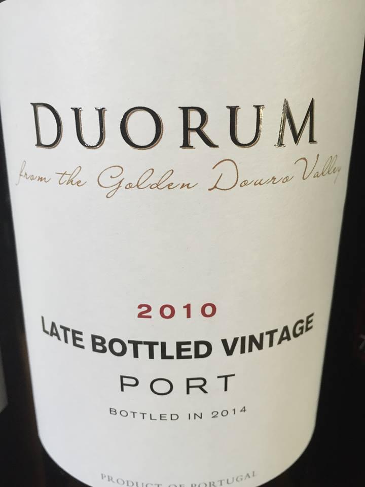 Duorum – 2010 LBV Port