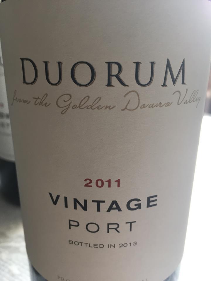 Duorum – 2011 Vintage Porto