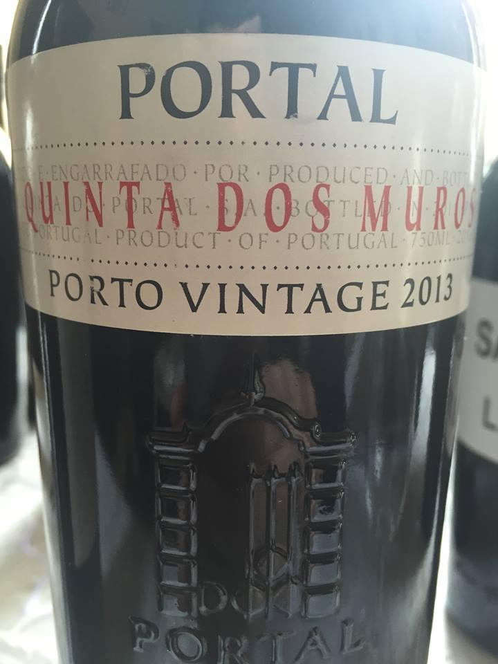 Portal – Quinta dos Muros –2013 – Porto Vintage