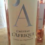 Château L'Afrique 2015 – Côtes de Provence