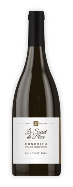 Jeantet-Laurent – Le Secret de Pline 2014 – Condrieu