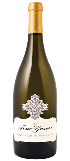 The Four Graces – Pinot Blanc 2014 – Willamette Valley