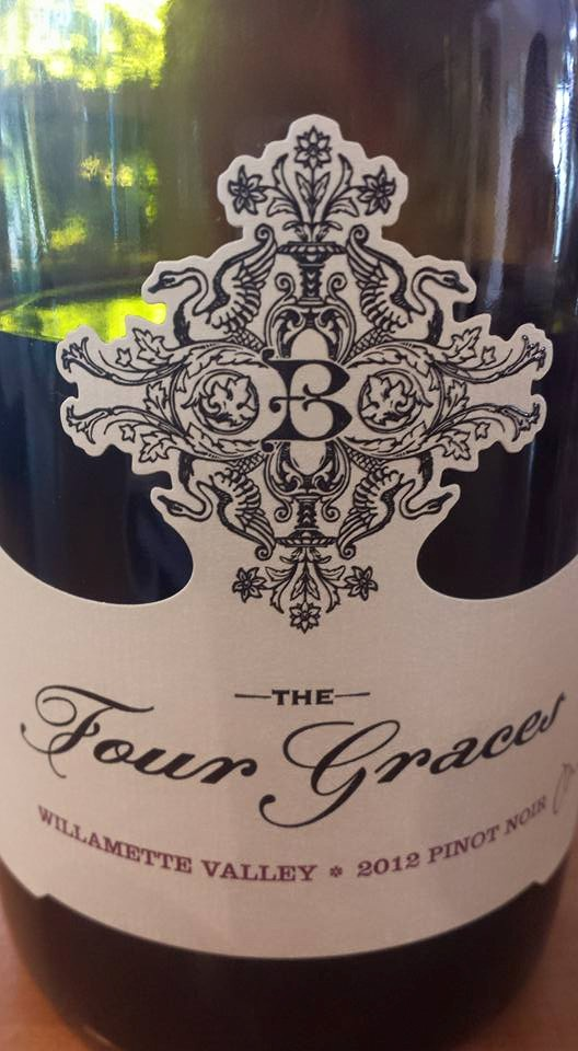 The Four Graces – Pinot Noir 2012 – Willamette Valley