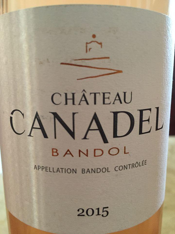 Château Canadel 2015 – Bandol
