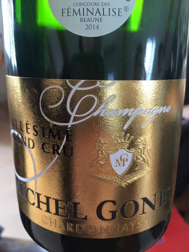 Champagne Michel Gonet – Millésimé 2009 – Mesnil-sur-Oger – Grand Cru