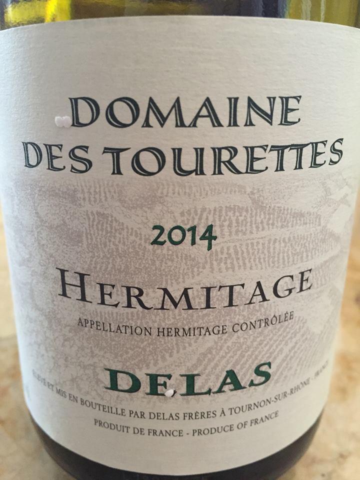 Delas – Domaine des Tourettes 2014 – Hermitage