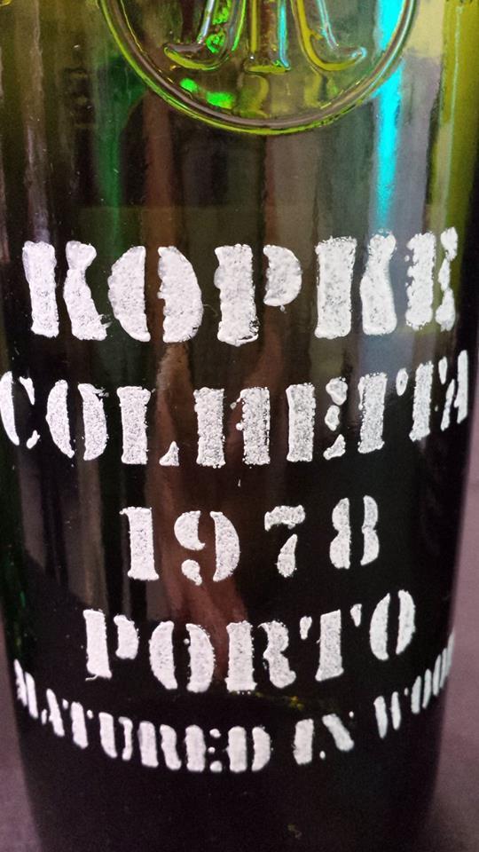 Kopke – 1978 Colheita