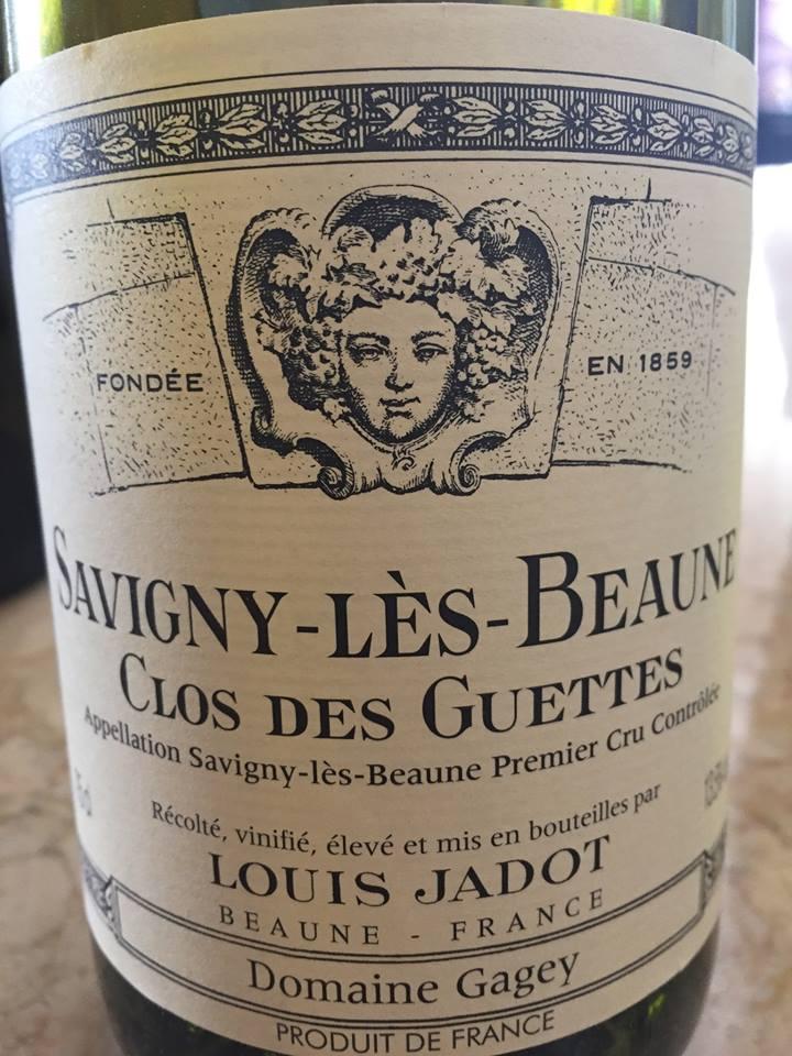 Louis Jadot – Clos des Guettes 2014 – Savigny-Lès-Beaune