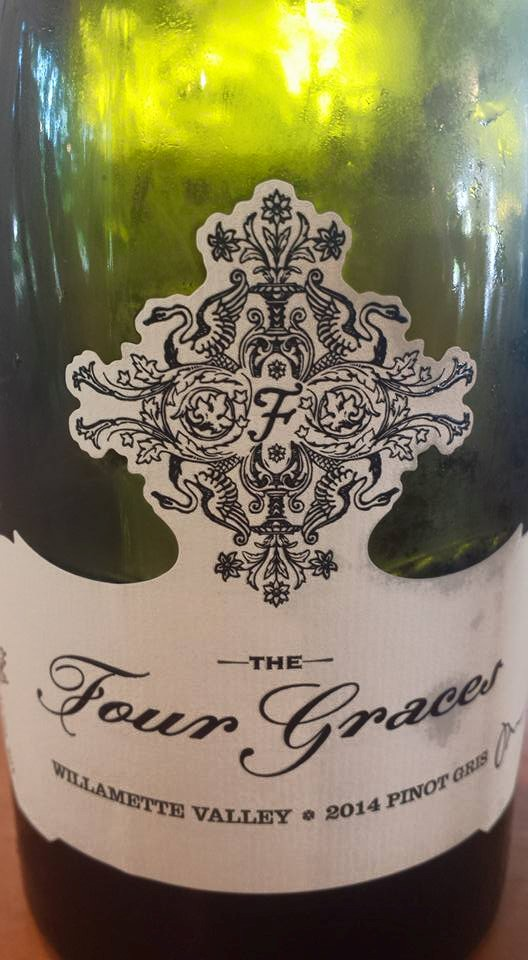 The Four Graces – Pinot Gris 2014 – Willamette Valley