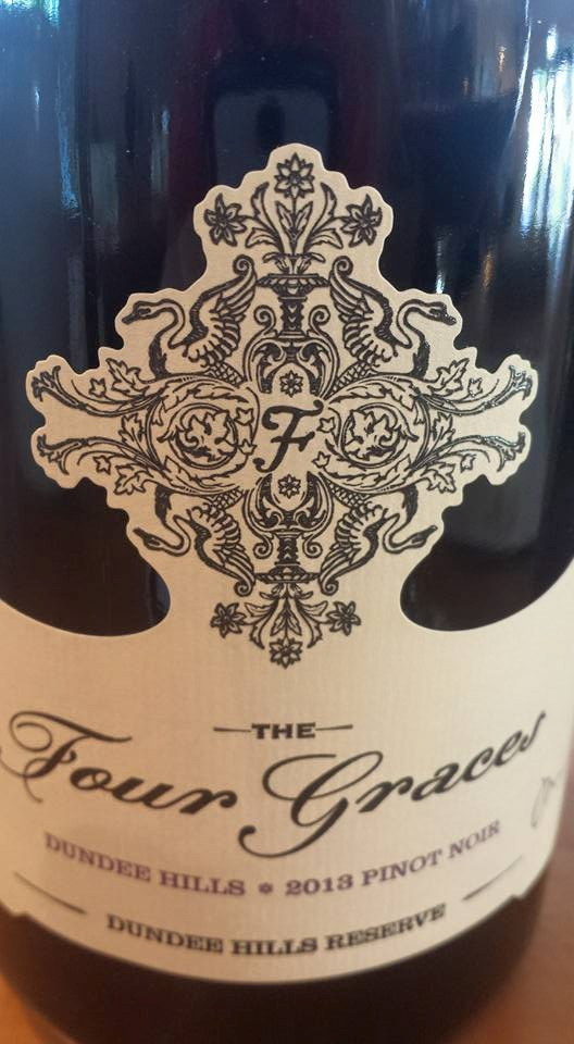 The Four Graces – Pinot Noir 2013 – Dundee Hills – Willamette Valley