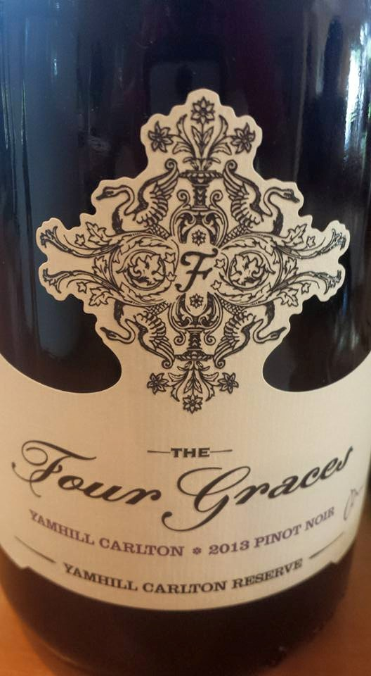 The Four Graces – Pinot Noir 2013 – Yamhill Carlton Reserve – Willamette Valley