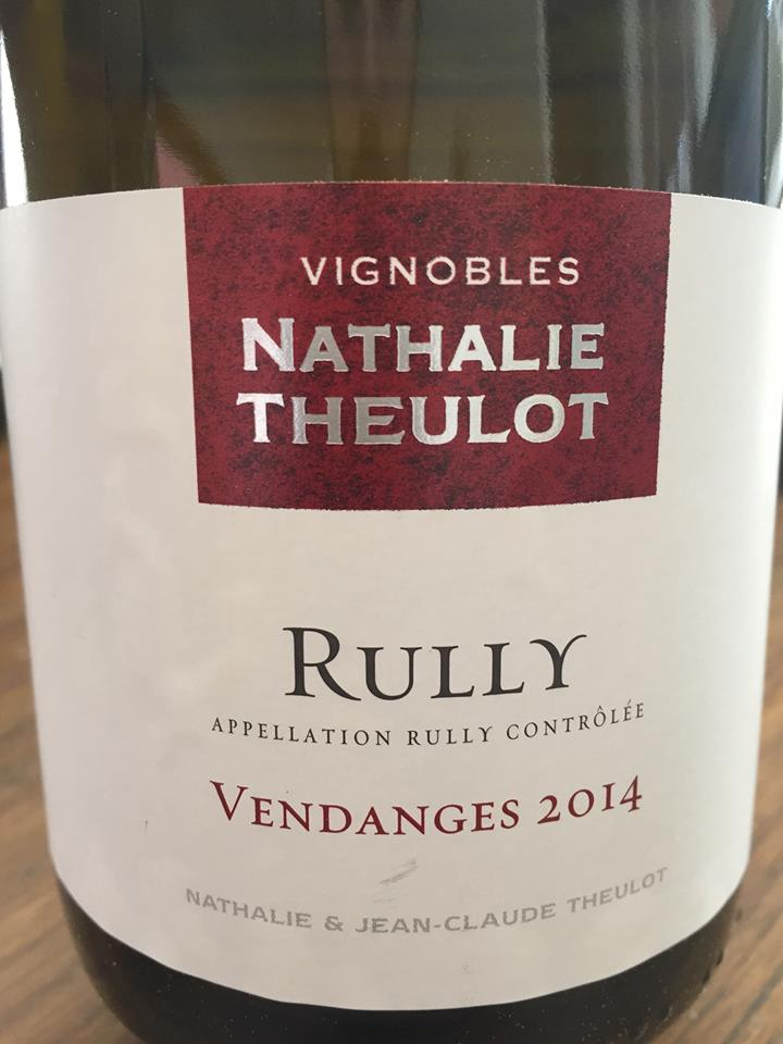Vignobles Nathalie Theulot – Vendanges 2014 – Rully