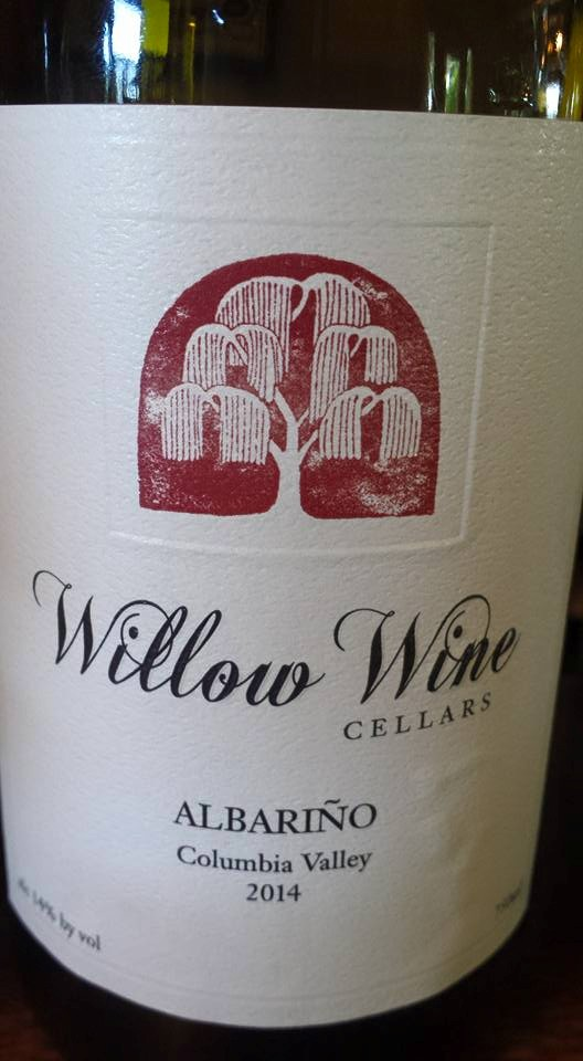 Willow Wine Cellars – Albarino 2014 – Columbia Valley