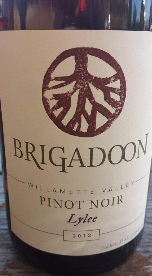 Brigadoon – Lylee 2013 – Pinot Noir – Willamette Valley