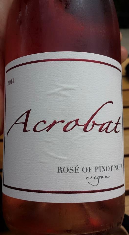 King Estate – Acrobat – Rosé of Pinot Noir 2014 – Oregon