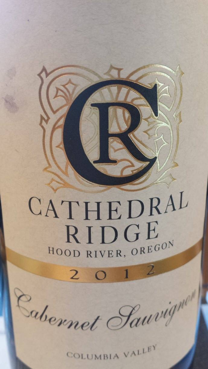Cathedral Ridge – Cabernet Sauvignon 2012 – Columbia Valley