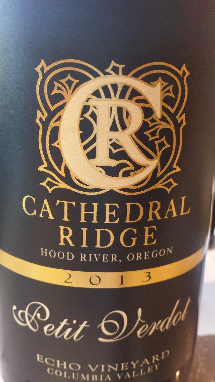 Cathedral Ridge – Petit Verdot 2013 – Echo Vineyard – Columbia Valley