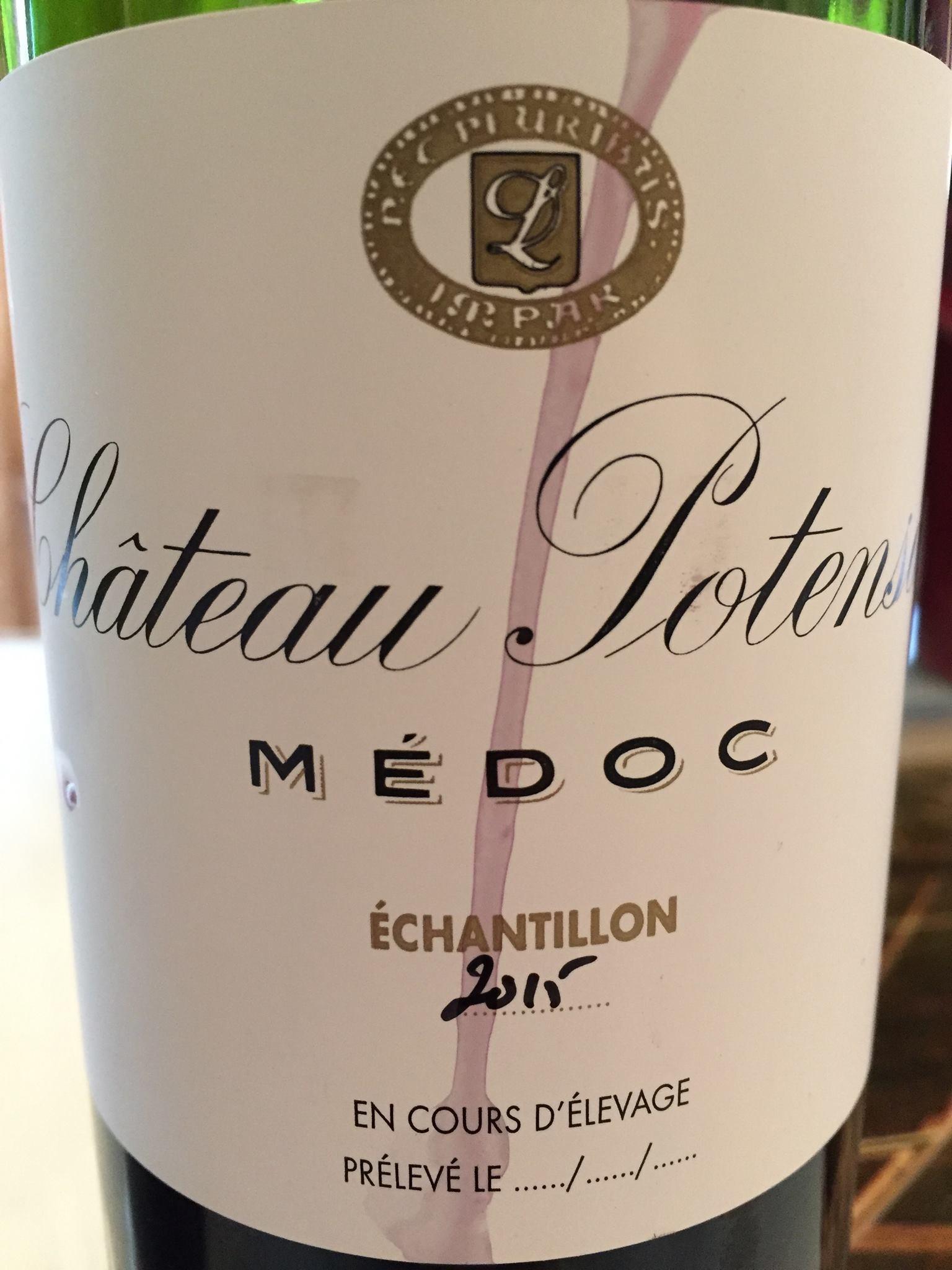 Château Potensac 2015 – Médoc