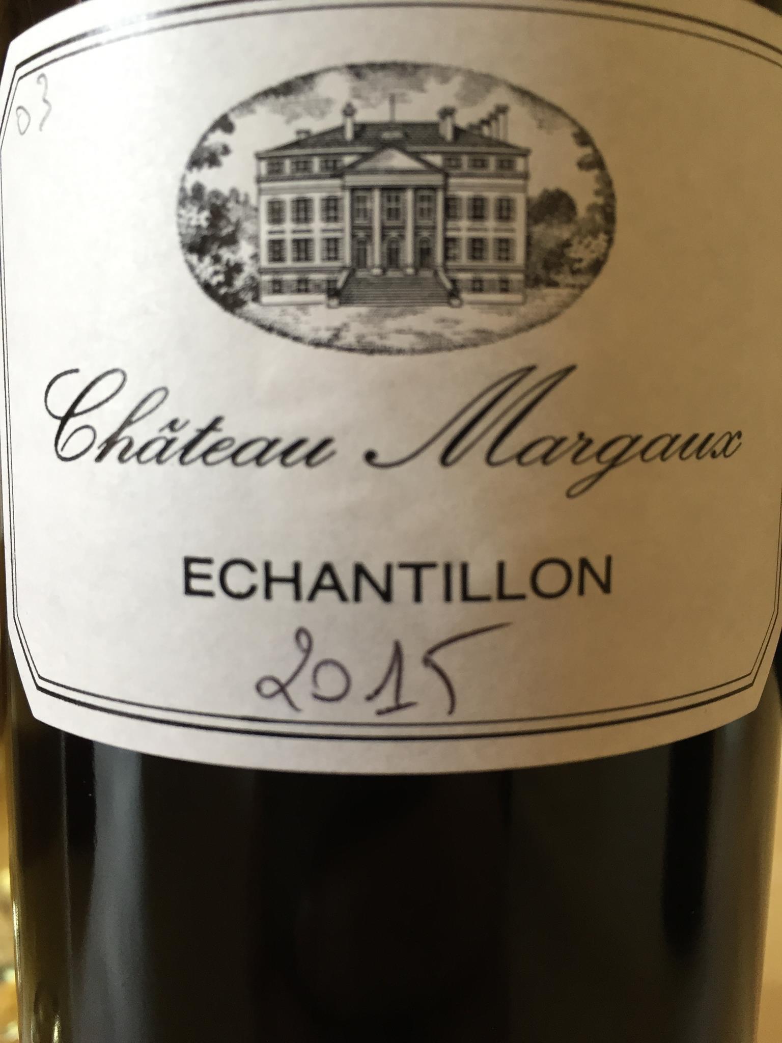 Chateau Margaux 2015 – Margaux, 1er Grand Cru Classe