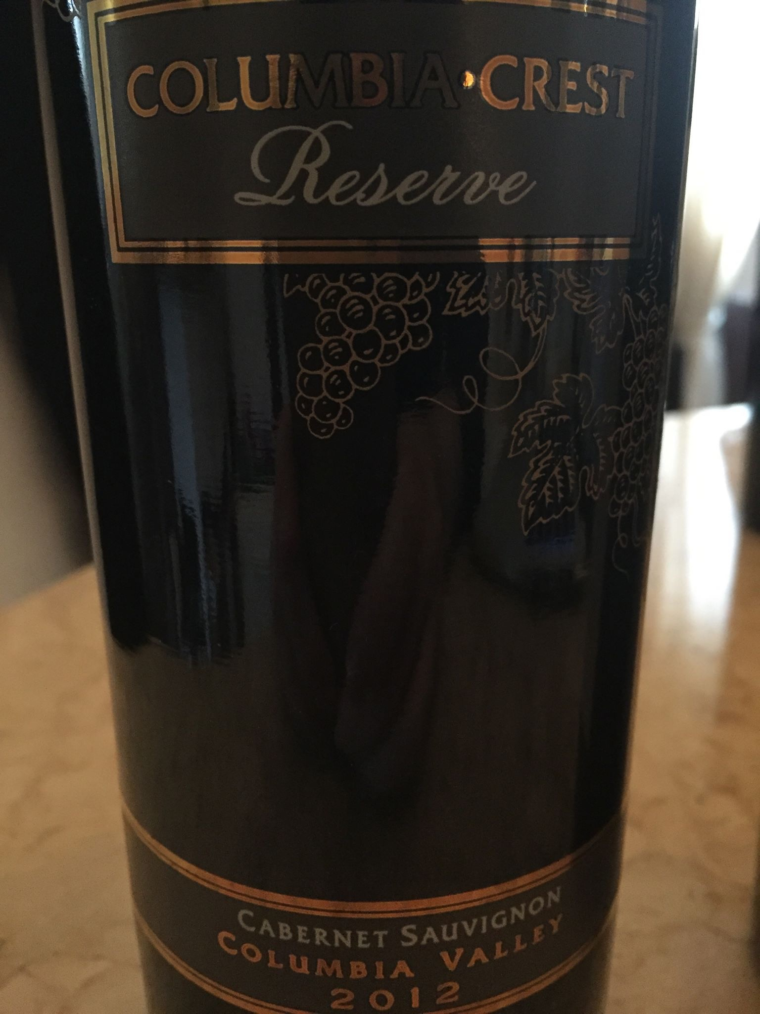 Columbia Crest – Cabernet Sauvignon Reserve 2012 – Columbia Valley – Washington