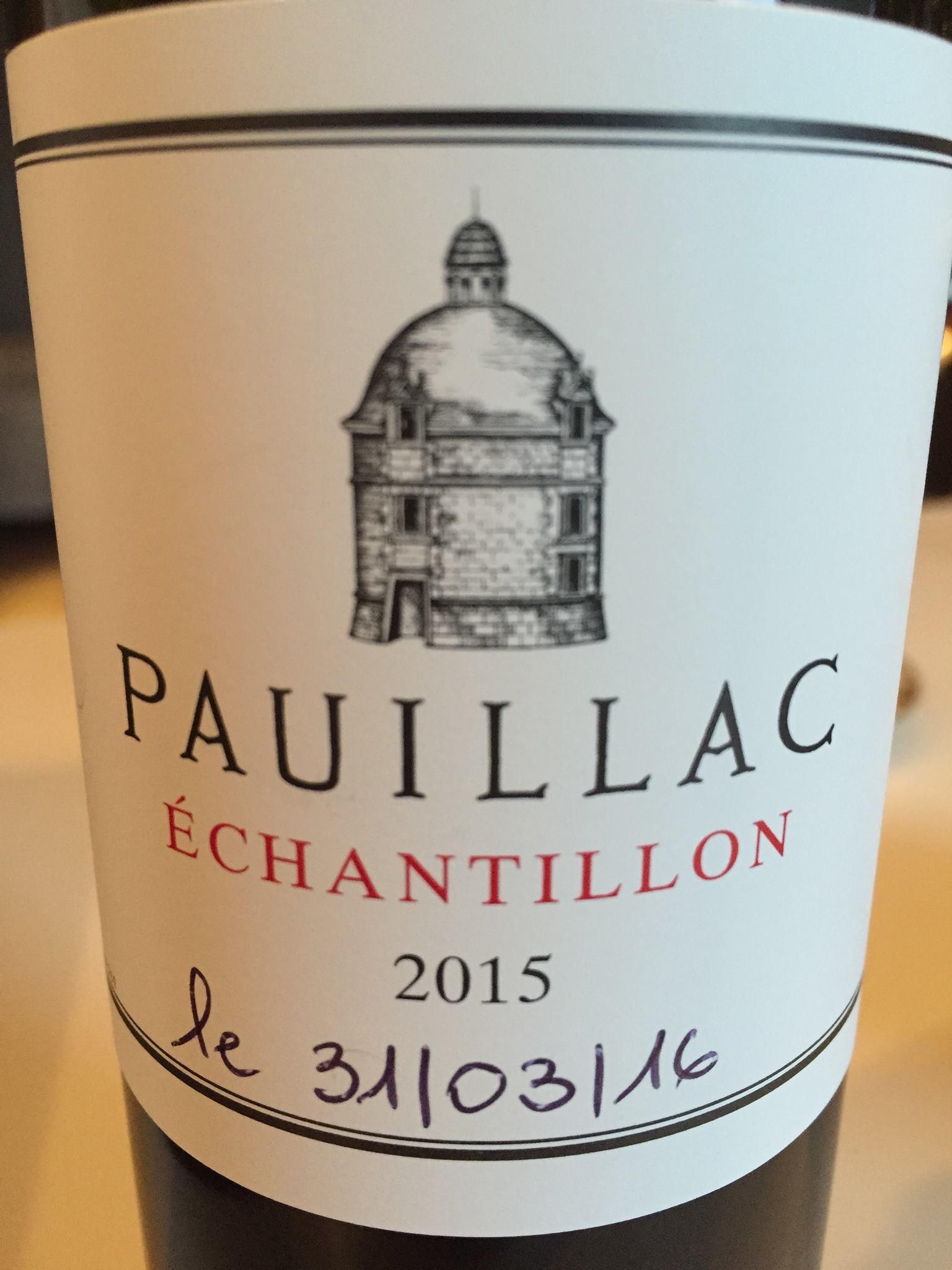 Le Pauillac de Château Latour 2015 – Pauillac