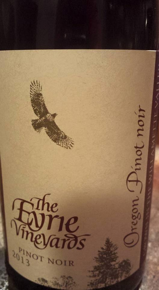 The Eyrie Vineyards – Pinot Noir 2013 – Original Vines – Willamette Valley