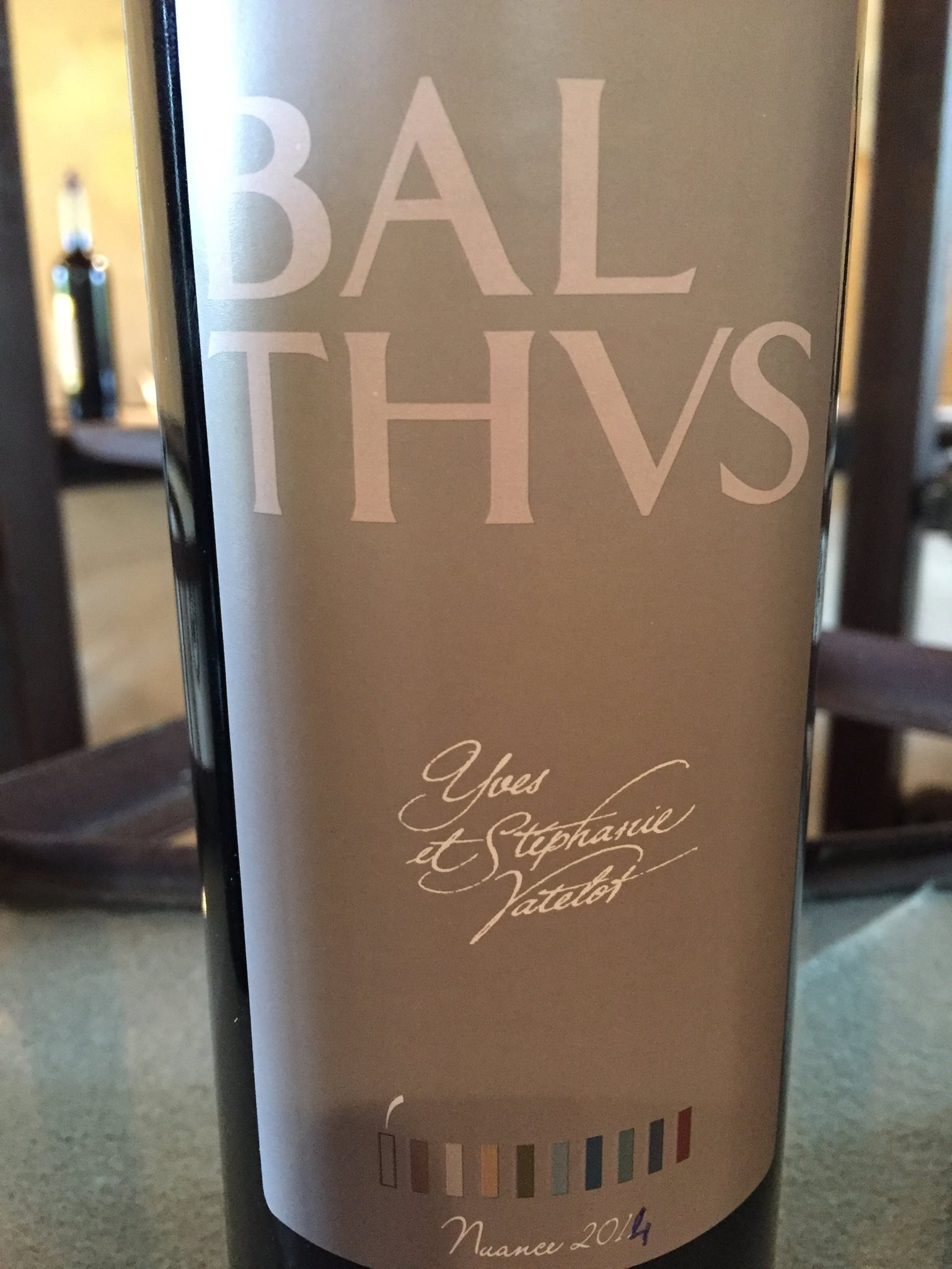 Balthus 2014 – Bordeaux Supérieur