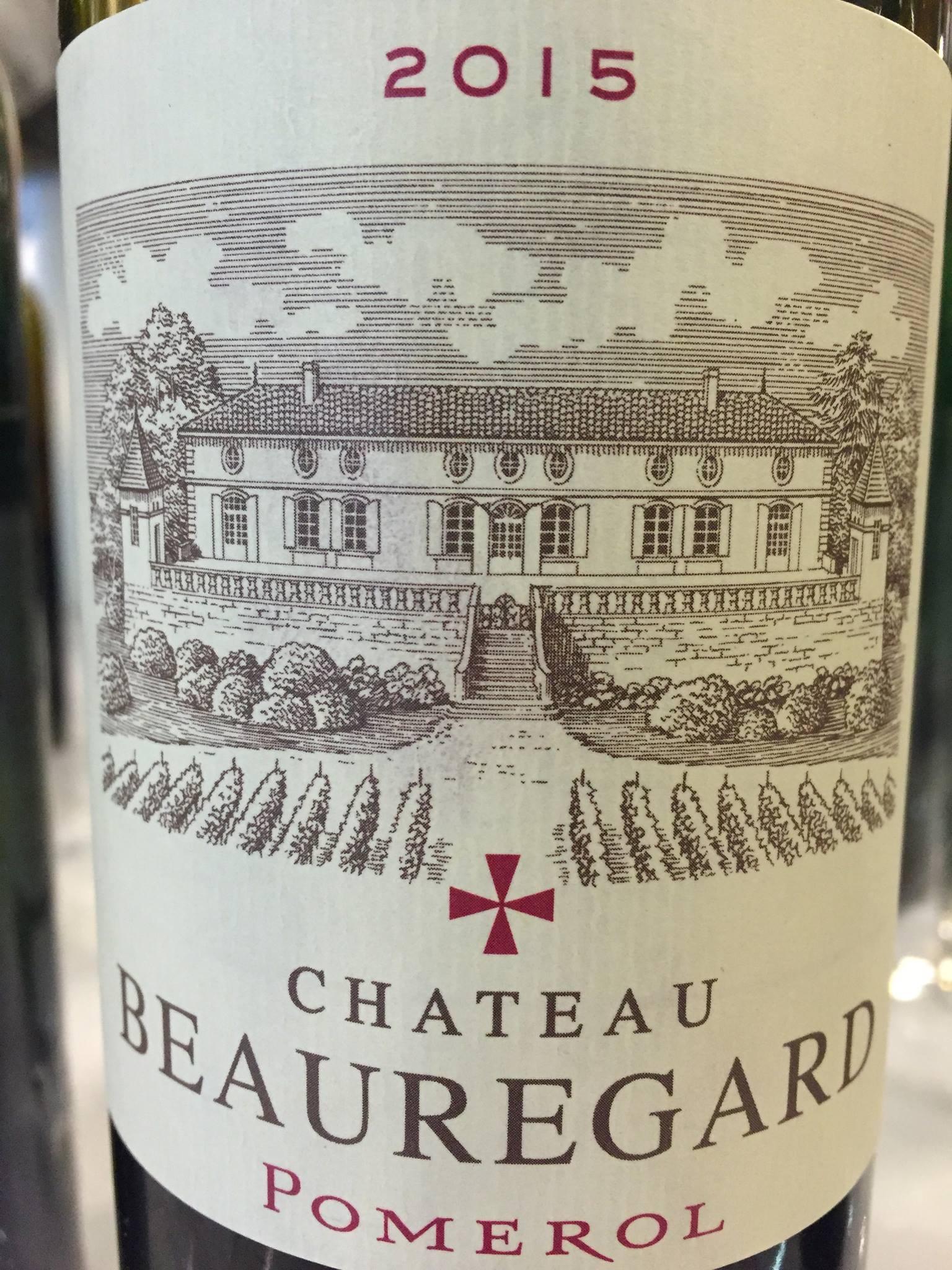 Château Beauregard 2015 – Pomerol