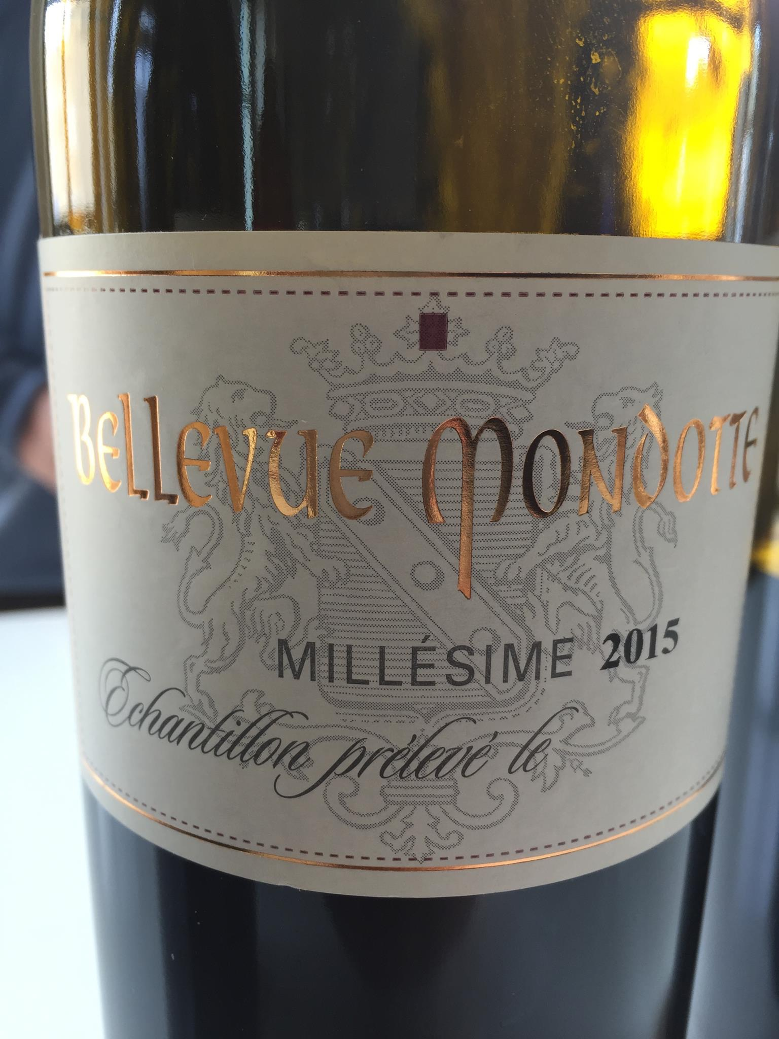 Château Bellevue Mondotte 2015 – Saint-Emilion Grand Cru