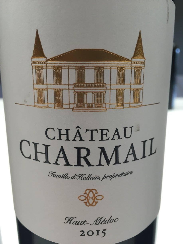 Château Charmail 2015 – Haut-Médoc