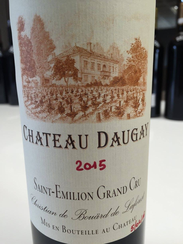 Château Daugay 2015 – Saint-Emilion Grand Cru