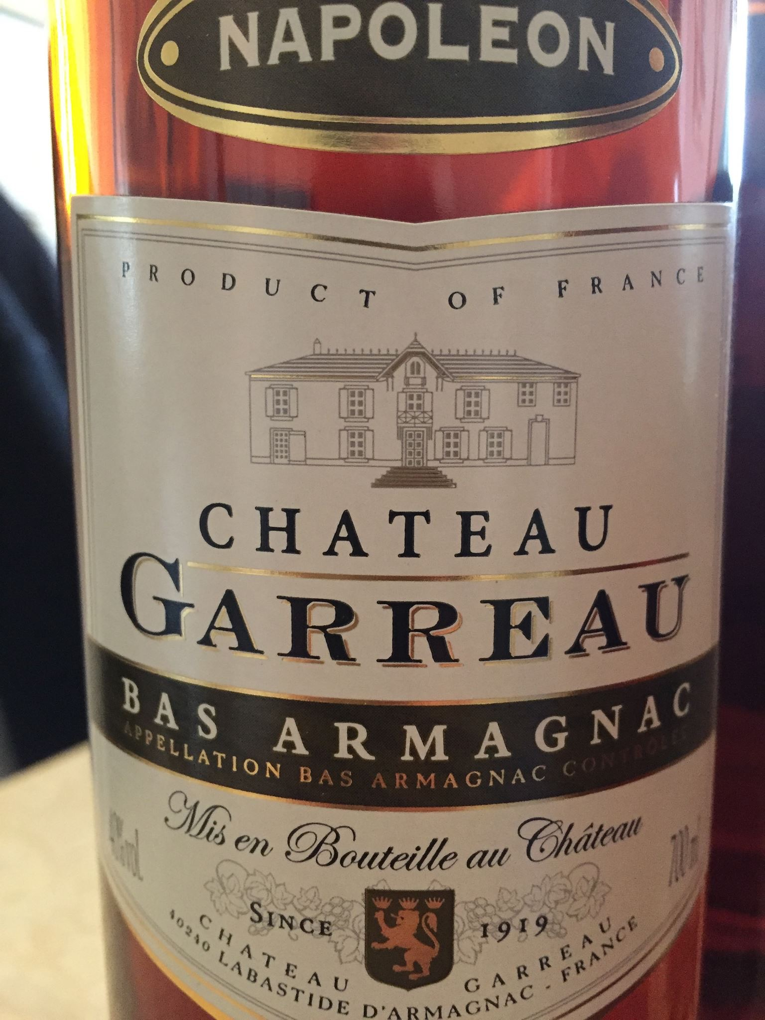 Château Garreau – Napoléon – Bas-Armagnac