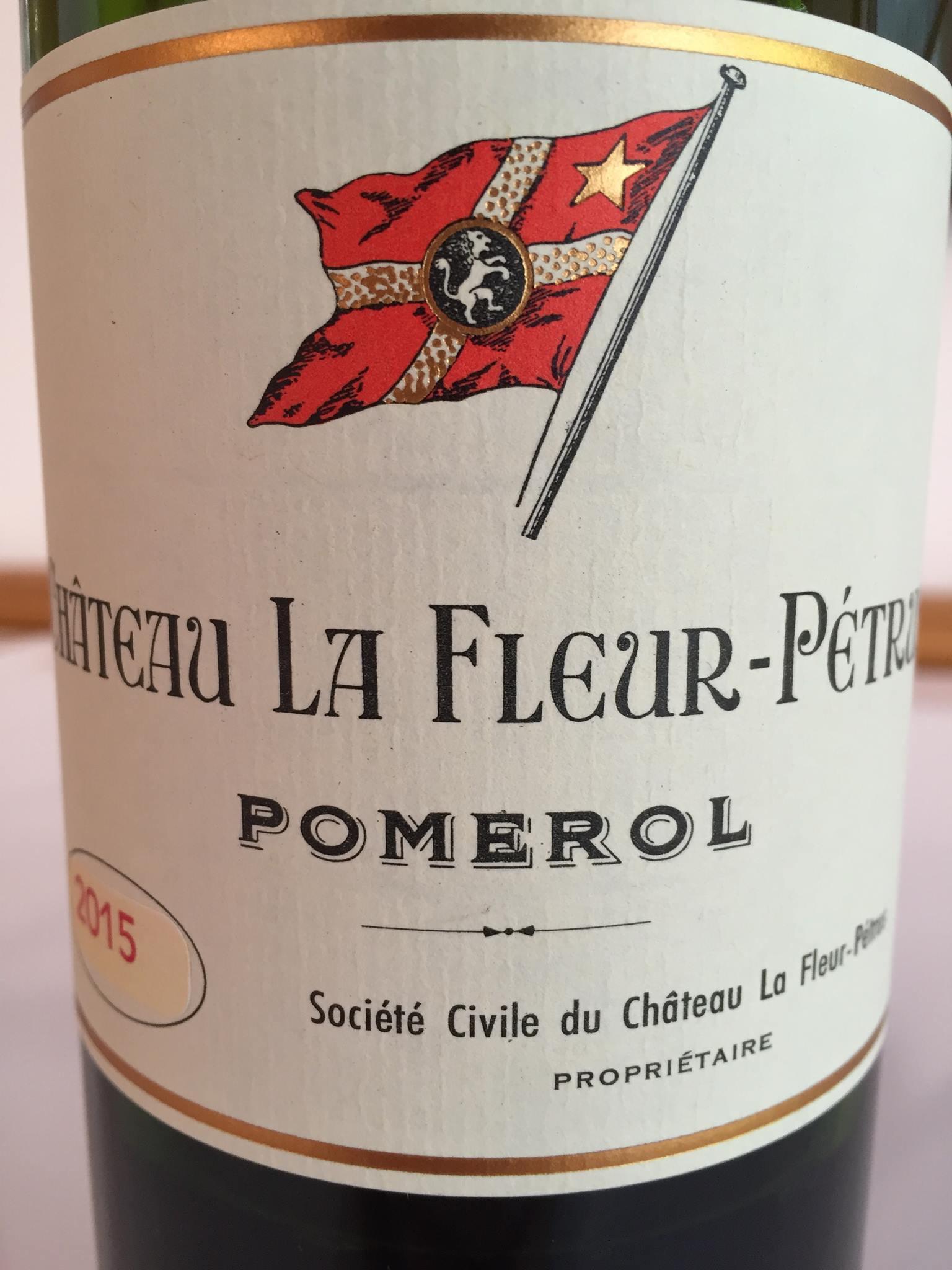 Château La Fleur-Pétrus 2015 – Pomerol