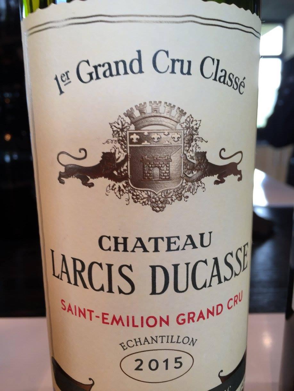 Château Larcis Ducasse 2015 – Saint-Emilion Grand Cru, 1er Grand Cru Classé B