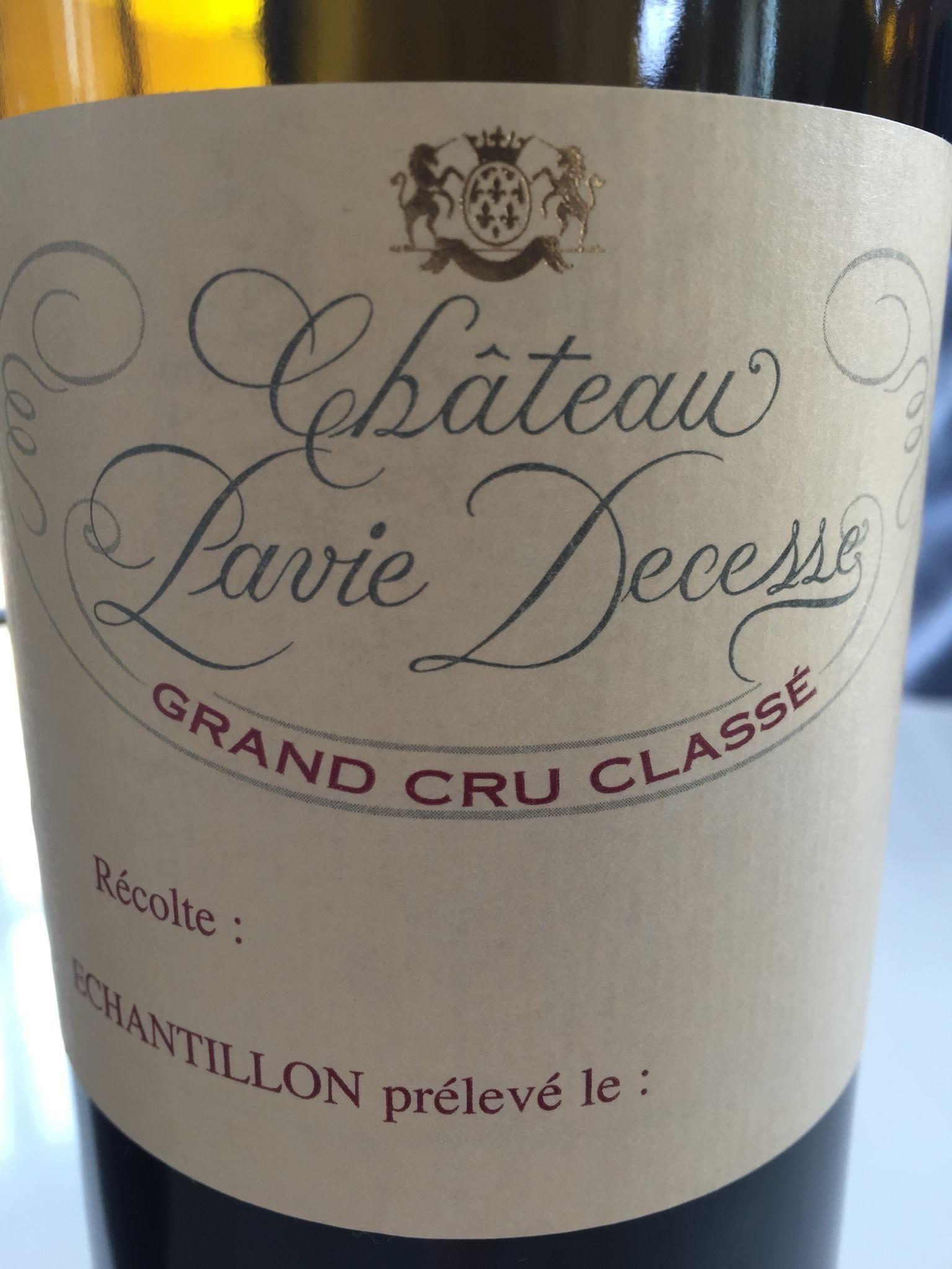 Château Pavie-Decesse 2015 – Saint-Emilion Grand Cru Classé