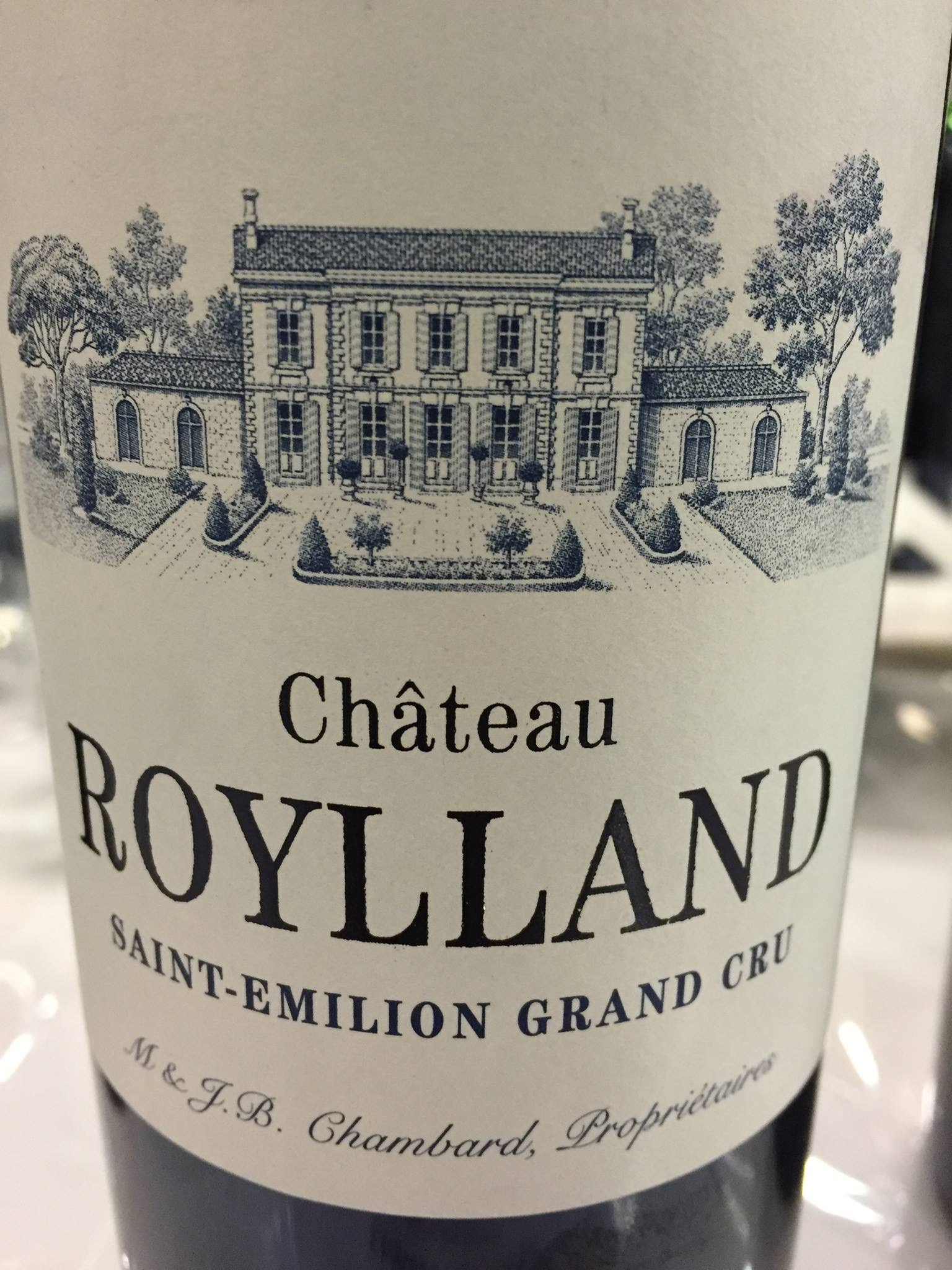 Château Roylland 2015 – Saint-Emilion Grand Cru